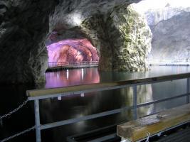 Подземное озеро карьер Рускеала (3).JPG